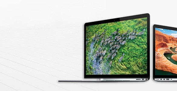 Refurbished Macbook Retina