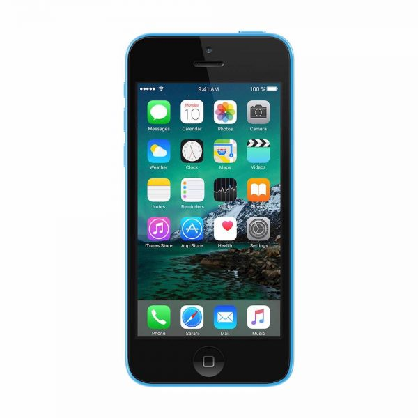 Apple iPhone 5C Blauw